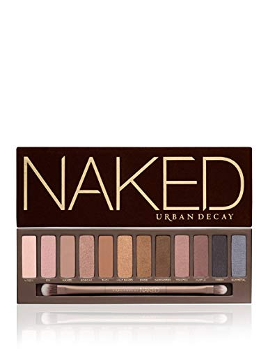 "Naked Eyeshadow Palette ""100% genuine product"" (very beautiful and all!)"