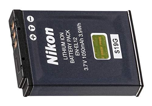Nikon Original Akku für Nikon Coolpix S9100, Camcorder/Digitalkamera Li-Ion Batterie