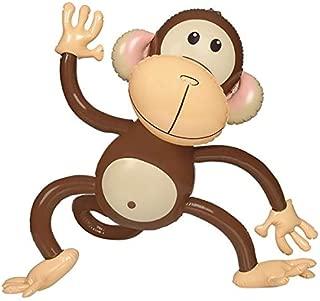 Rhode Island Novelty Adorable 27 ft ft Monkey Inflates Set of 6