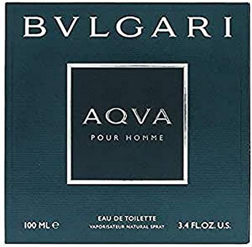 Bulgari Aqva Pour Homme Homme/Men, Eau de Toilette, 100 ml
