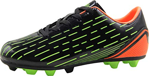 BomKinta Kid's FG Soccer Shoes Arch-Support Athletic Outdoor...