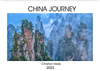 China Journey (Wandkalender 2022 DIN A2 quer): Eine fotografische Reise durch China mit den schoensten Eindruecken dieser Republik. (Monatskalender, 14 Seiten )