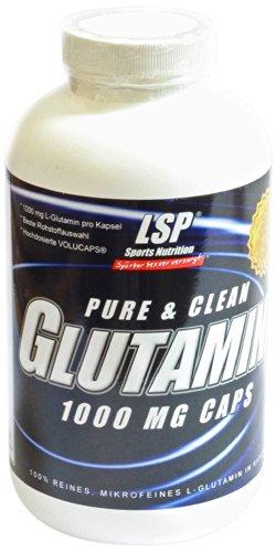 LSP L-Glutamine Caps 300 Kapseln, 1er Pack (1 x 351 g)
