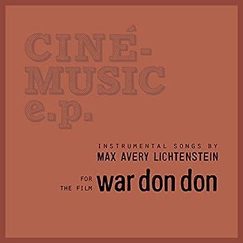 War Don Don (Original Motion Picture Soundtrack)