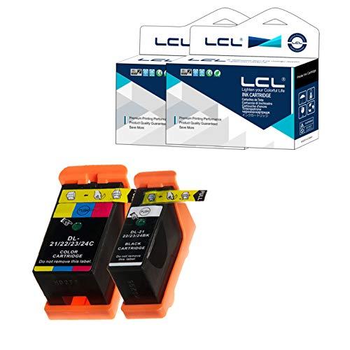 LCL 21 Y498D Y499D 330-5275 330-5274 CMYK Cartucho de Tinta