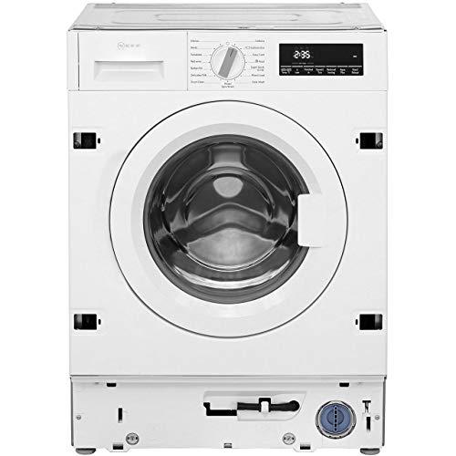 Neff W544BX0GB Ultra Energy Efficient 8kg 1400rpm Integrated Washing Machine