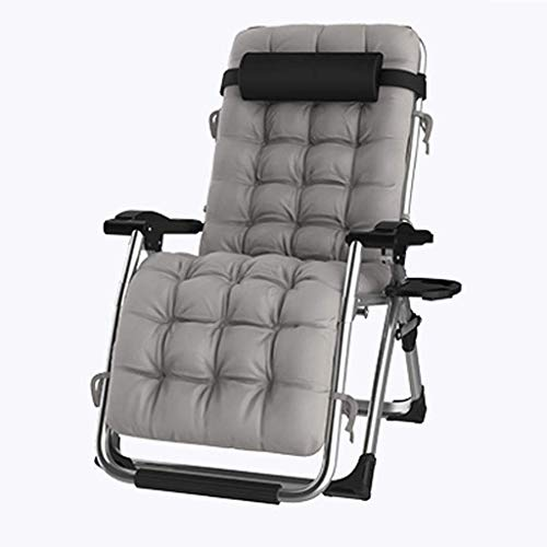 Chaises longues de jardin Chaises de jardin Chaise pliante Chaises de camping Chaises de jardin inclinables pour les personnes lourdes Plage extérieure Pelouse Camping Chaise portable Chaise longue p