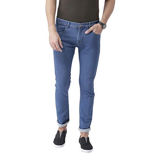 hangup Men's Straight Fit Jeans