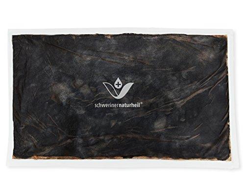 NaturMoorpackung aus Schweriner Heilmoor 30 x 40 cm 380 g (60 Stück)