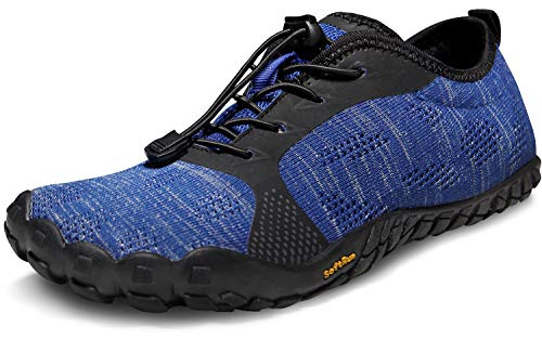 TITLE_TSLA Trail Running Shoes For Men