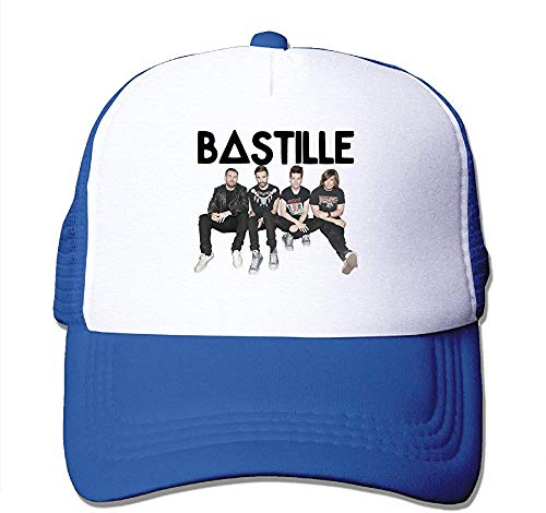 BQJ Apparel Adults Adjustable Bastille Wild World Baseball Cap Black