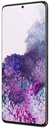 (Renewed) Samsung Galaxy S20 + (Cosmic Black, 8GB RAM, 128GB Storage)