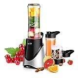 Housmile Smoothie Blender Makers, Grinder & Juicer - Portable Food Blenders Processor Shake