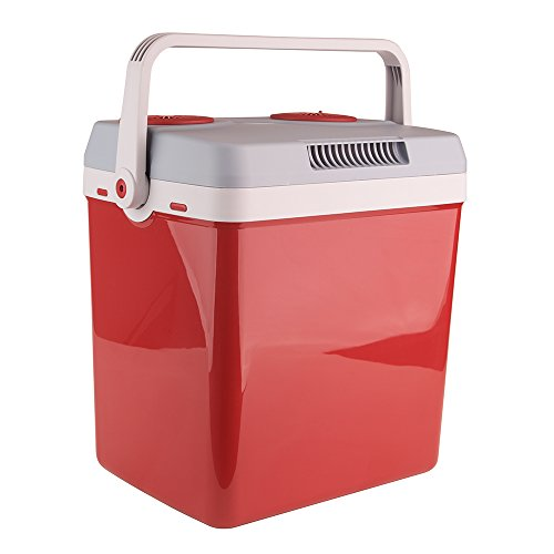 Auto Companion Coolbox Hot Cold Portable Electric Cool Box 32L 240V AC & 12V