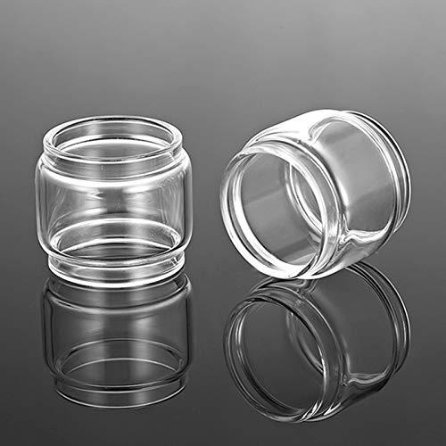Aproximadamente 4 ml / 5,5 ml de reemplazo de tubo de vidrio for GEEKVAPE ZEUS 25mm Single Coil RTA Tank o GeekVape Zeus Dual RTA 26mm Tank ,Sin tabaco ni nicotina ( Color : Normal Version )