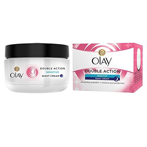 Olay Double Action Night Cream - Sensitive 50ml