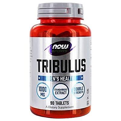 Sport, Tribulus, 1,000 mg, 90 Tablets - Now Foods - Qty 1