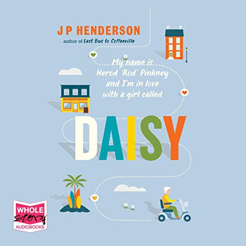 Daisy Audiobook By J. Paul Henderson cover art