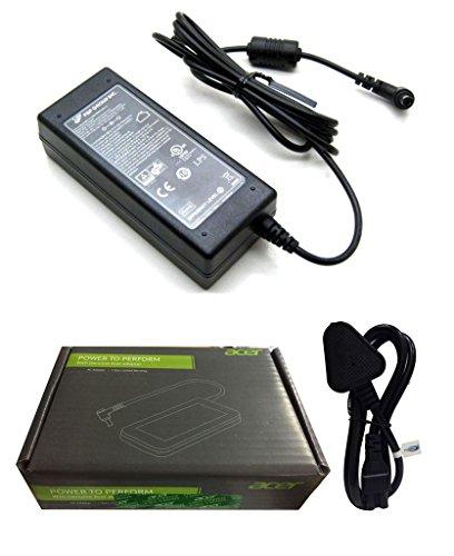 FUGEN Laptop Battery Adapter Charger 65w 19v 3.42a for Acer Aspire E5-551,...