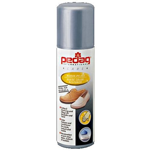 PEDAG SUEDE COLOR RESTORER 75ML (DARK BROWN)