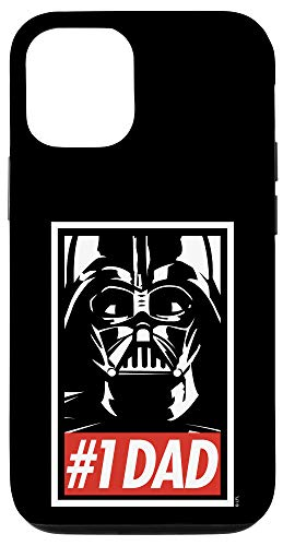 iPhone 12/12 Pro Star Wars Darth Vader Number One Dad Portrait Case