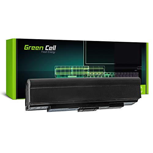 Green Cell AL10C31 AL10D56 Laptop Akku für Acer Aspire One 721 753   Acer Aspire 1430 1551 1830T (6 Zellen 4400mAh 11.1V Schwarz)