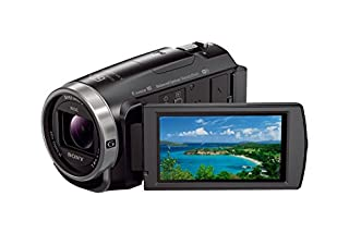 Sony HDR-CX625 Full HD Compact Camcorder (5-Axis Balanced Optical SteadyShot, 30x Optical Zoom, Wi-Fi and NFC) - Black (B01B5TELBI) | Amazon price tracker / tracking, Amazon price history charts, Amazon price watches, Amazon price drop alerts