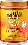 Cantu - Crema de manteca de karité para un rizado natural del cabello, tamaño de salón de estética, 709g