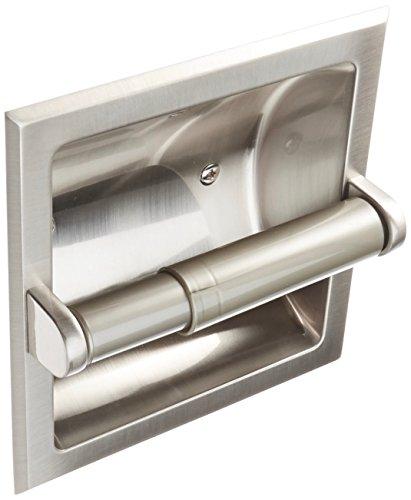 Top 10 best selling list for bracket for inset toilet paper holder