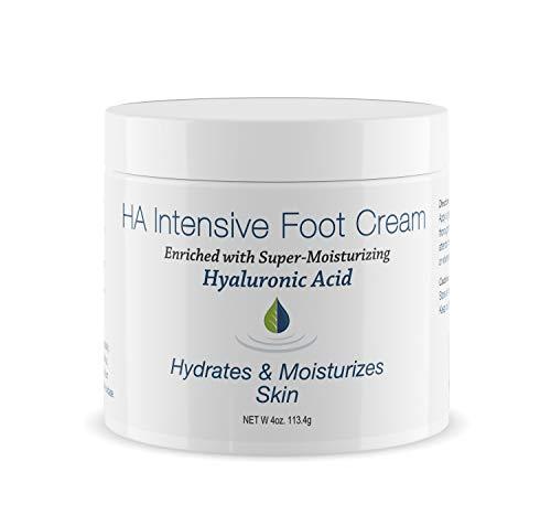 Hyalogic HA Intensive Foot Cream 4 oz