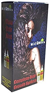 Best wild growth hair oil results Reviews