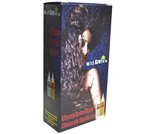 Wild Growth Hair Care System