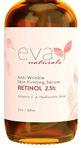 Sérum Retinol 2.5% - El Mejor Sérum Anti-Edad (60 ml)