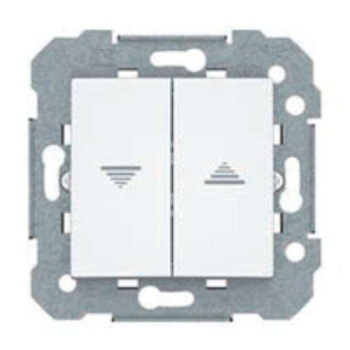 Bjc - 23569 interruptor persiana viva blanco Ref. 6533010040