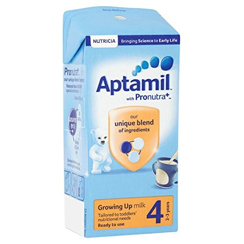 Aptamil 4 Growing Up Milk ab 2 Jahren, 200 ml