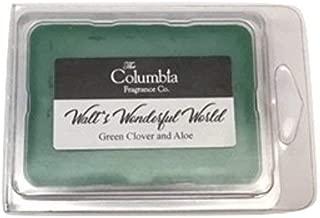 WALTS WONDERFUL WORLD (Green Clover and Aloe) breakway melts