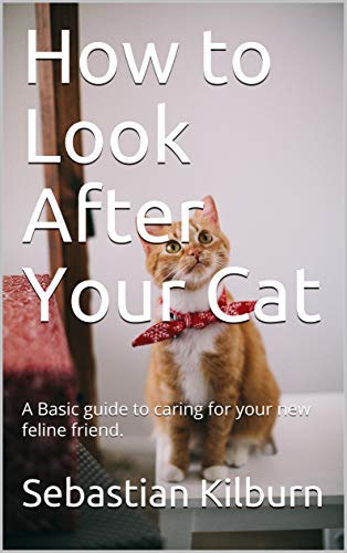 How to Look After Your Cat: A complete guide to caring for your new feline friend. (English Edition)
