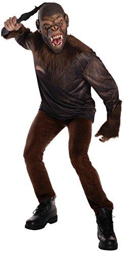 Rubie's Caesar Kostüm Planet der Affen Erwachsenen