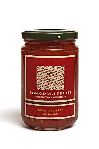 Geschälte Tomaten Bio Pomodori pelati 314 ml. - La Motticella - Paolo Petrilli