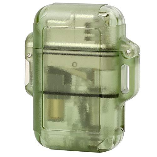 WINDMILL(ウインドミル)ライターZAGターボ耐風仕様グリーンスモーク362-0029-01