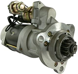NEW STARTER FOR DELCO 39MT MERCEDES BENZ MBE4000 ENGINE DDAD13 DDAD15, 8200433