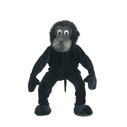 Dress Up America Unheimlich Gorilla Maskottchen Kostüm Set