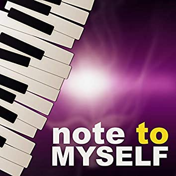 Note to Myself – Jazz for Relaxation, Soft Piano Sounds, Evening Noises, Chill Jazz, Easy Listening