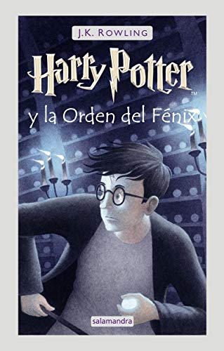 Harry Potter y la Orden del Fénix/ Harry Potter and the Order of the Phoenix: 5