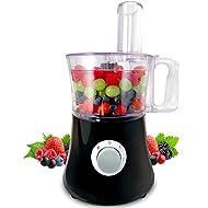 NETTA Food Processor - Multi-Use 500W Food Processor with 2 Speeds & 1.2L Mixing Bowl - Dishwasher S...