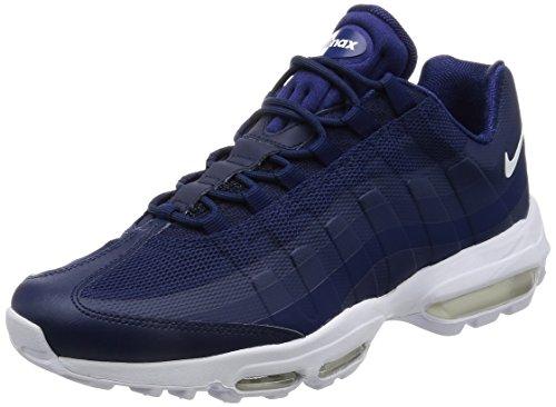Nike Air Max '95 Ultra Essential, Scarpe da Ginnastica Uomo, Blu (Binary Blue/White/White), 44 EU
