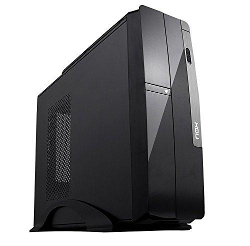 Nox Lite N -  NXLITEN - Caja PC, Color Negro