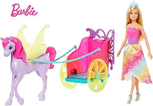 Princesa y carruaje
