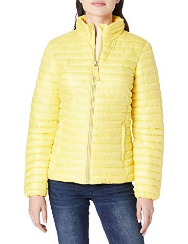 TOM TAILOR Damen 1024131 Lightweight Steppjacke, 25833-Smooth Yellow, L
