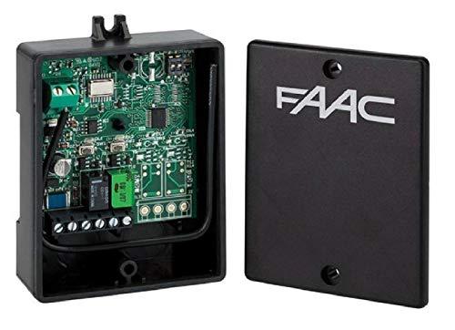 Faac Receptor bicanal Xr2 433 C